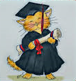 Stampavie Stamps - Cat Grad