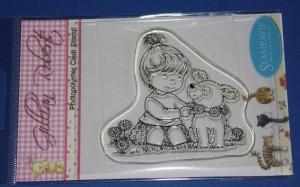 Stampavie Stamps - GR015