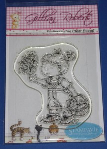 Stampavie Stamps - GR018