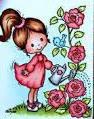 Stampavie Stamps - Little Tobi