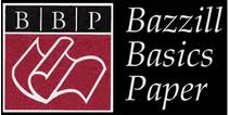 Bazzill Paper Logo