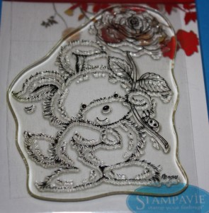Stampavie Stamps - PEN19