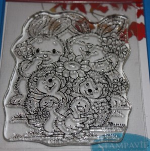 Stampavie Stamps - PEN67